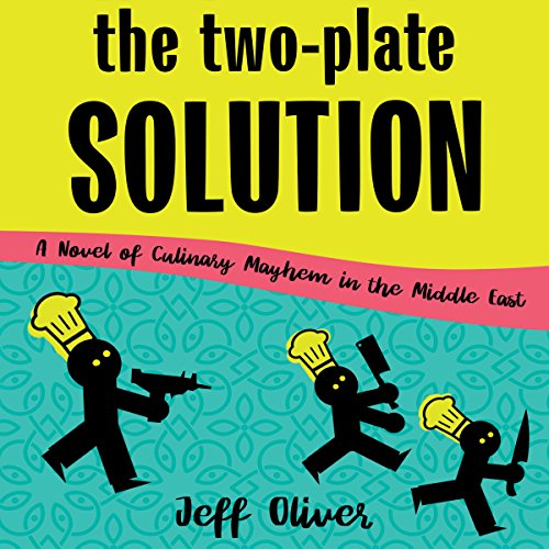 The Two-Plate Solution audiobook cover art
