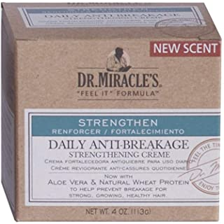 Dr.miracle Dr. Miracles Strengthen Daily Anti-Break Strength Creme 4Oz (Pack Of 2)