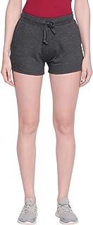 Ajile By Pantaloons Women's Regular Fit Cotton Shorts