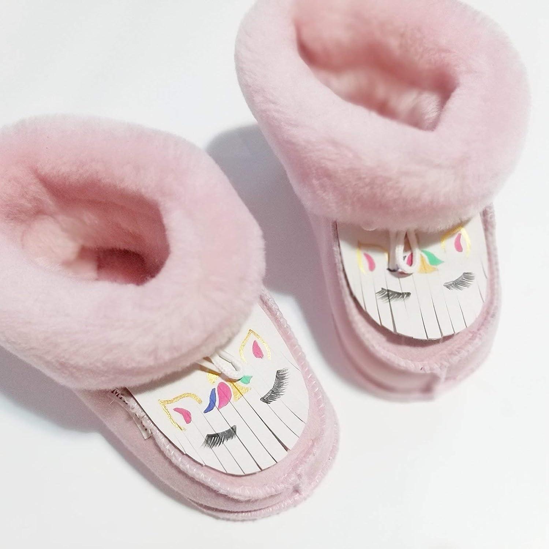 Ranking TOP13 The Unicorn Sheepskin Slippers Shower Trust Gift Bo Baby