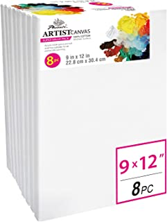 Best 9x12 canvas board Reviews