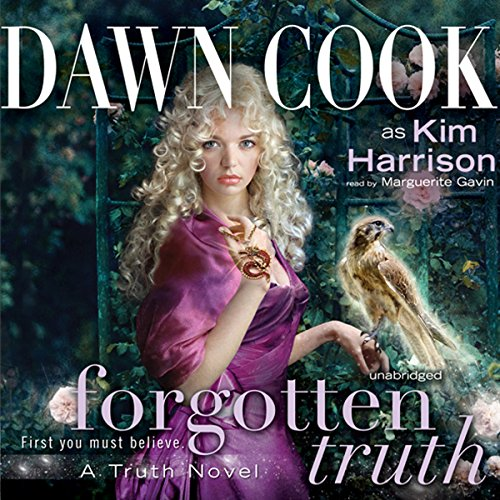 Forgotten Truth audiobook cover art