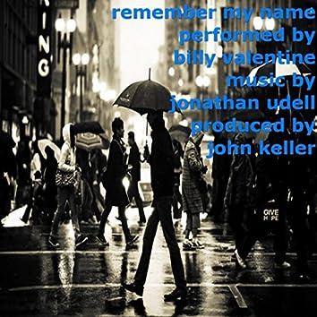 Remember My Name