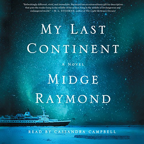 My Last Continent audiobook cover art