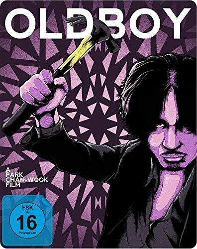 Produktbild von Oldboy - Steelbook [Blu-ray] [Limited Edition]