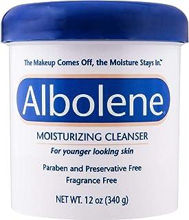 Albolene Moisturizing Cleanser Fragrance Free 12 oz (Pack of 3)