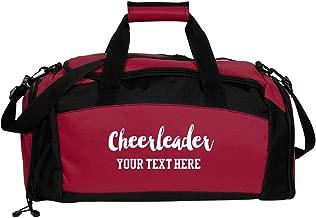 CUSTOM CHEER SQUAD BAG: Gym Duffel Bag