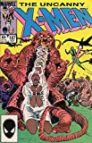 Uncanny X-Men, The #187 VF ; Marvel comic...