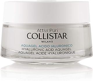 Collistar Aquagel Acido Ialuronico Idratante liftante - 50 ml, Multicolore