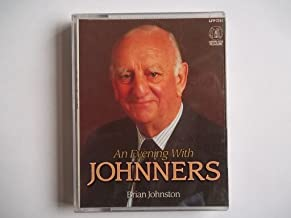 BRIAN JOHNSTON An Evening With Johnners cassette audio book