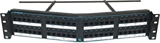 Ortronics Clarity 6 Cat6 48-Port Angled Patch Panel, New OR-PHA66U48