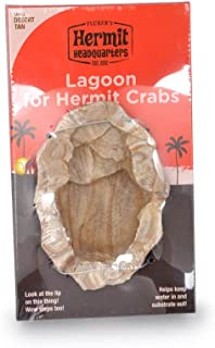 Flukers Lagoon/Bowl for Hermit Crabs