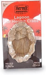 Fluker's Lagoon/Bowl for Hermit Crabs