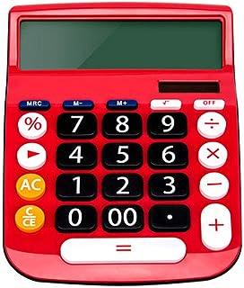 Calculator,Financial Big Screen Key Calculator,big Screen,big Keys,clear Numbers,anti-skid Pad At The Bottom,office Calcul...