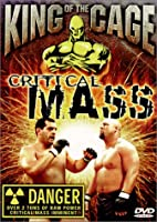 King of the Cage: Critical Mass [DVD]
