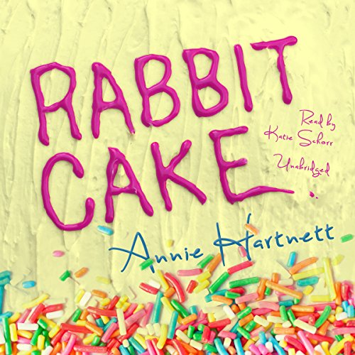 Rabbit Cake audiobook cover art