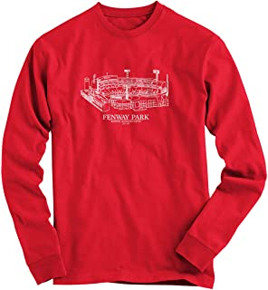 Best long sleeve red sox tee shirts Reviews