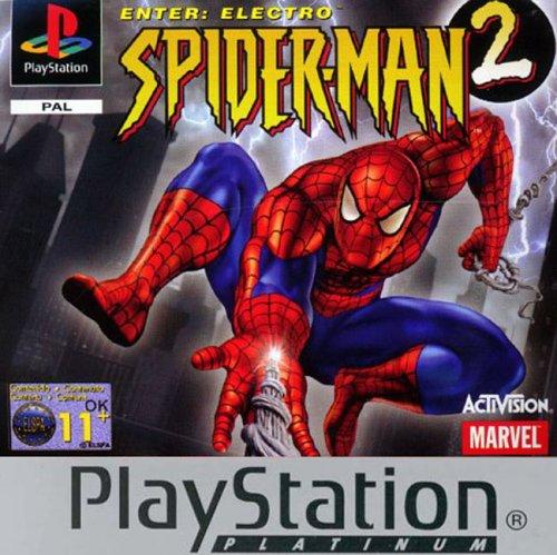 Spider-Man 2: Enter Electro Platinum [PlayStation]