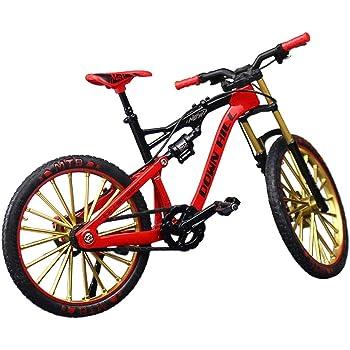 GCDN 1:10 aleación de Zinc Modelo de Bicicleta decoración de ...