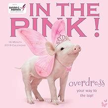 Graphique Pretty in Pink Mini Calendar - 16-Month 2019 Calendar, 7