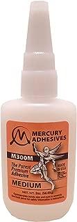 Mercury Adhesives M300M 2oz (medium CA)