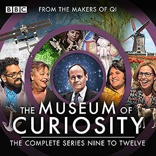 The Museum of Curiosity: Series 9-12 audiobook cover art
