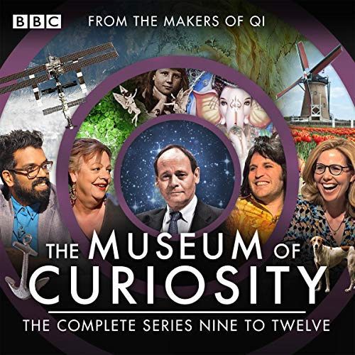 Page de couverture de The Museum of Curiosity: Series 9-12