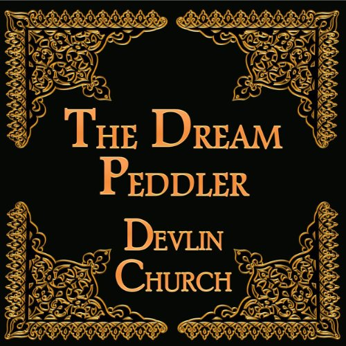 The Dream Peddler audiobook cover art