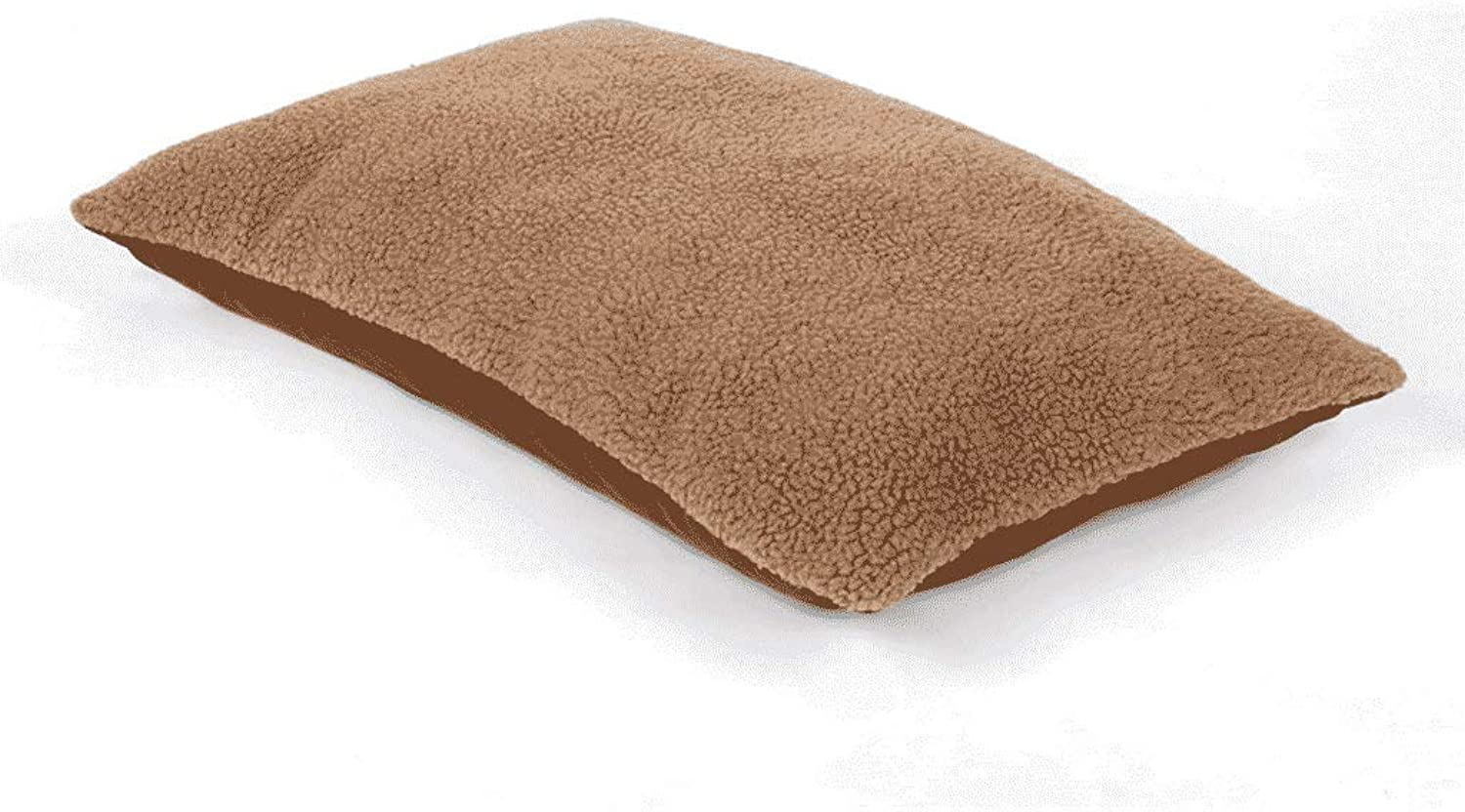Pet bed Dog Mat Autumn And Winter Models Removable And Washable Large Dog Dog Mat Thickening Universal Cotton Pad WHLONG (Size   S)
