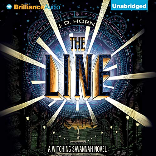 The Line  By  cover art