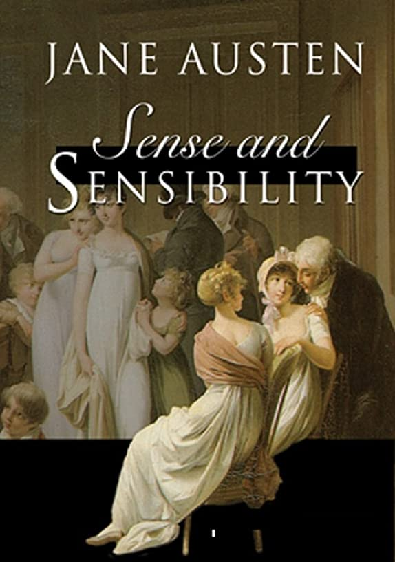 追い越す早くパックSense and Sensibility (English Edition)