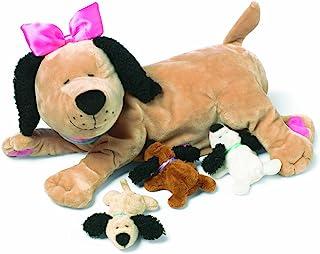 Manhattan Toy Nursing Nana Dog Nurturing Soft Toy
