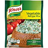 Knorr Recipe Mix, Vegetable, 1.4 oz (Pack Of 12)...