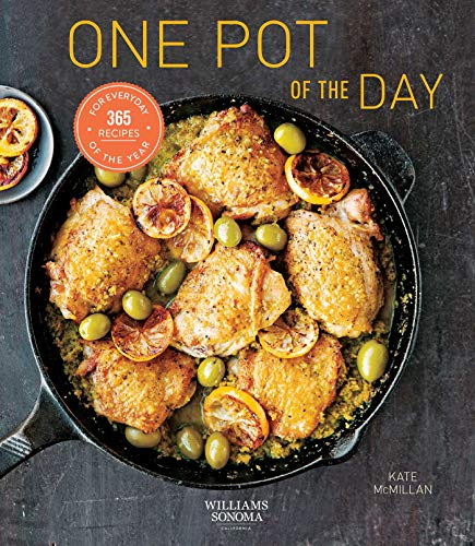 One Pot of the Day: | Healthy Eating | One Pot Cookbook | Easy Cooking | Recipe A Day (365 Series)