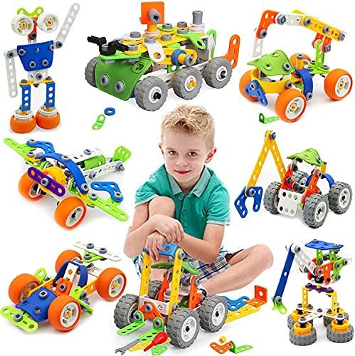 Blocs de Construction Jouets 175 pièces 11-en-1 jouet de...