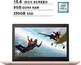 2019 Newest Lenovo Ideapad 330 15.6 Inch HD Laptop (8th Gen Intel Core i3-8130U up to 3.4 GHz, 8GB DDR4 RAM, 256GB SSD, Intel UHD Graphics 620, WiFi, Bluetooth, HDMI, Windows 10, Red)