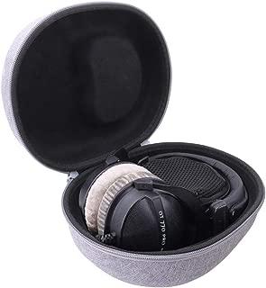Aenllosi Hard Carrying Case for Beyerdynamic DT 770 PRO 32/80/250 Ohm Over-Ear Studio Headphones (Grey)