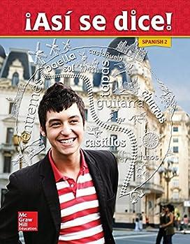 Asi se dice! Level 2 Student Edition  SPANISH