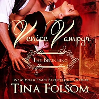 Venice Vampyr audiobook cover art