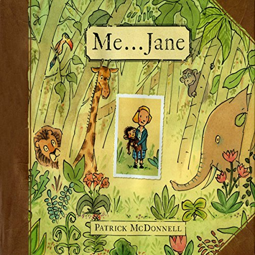 Me...Jane audiobook cover art