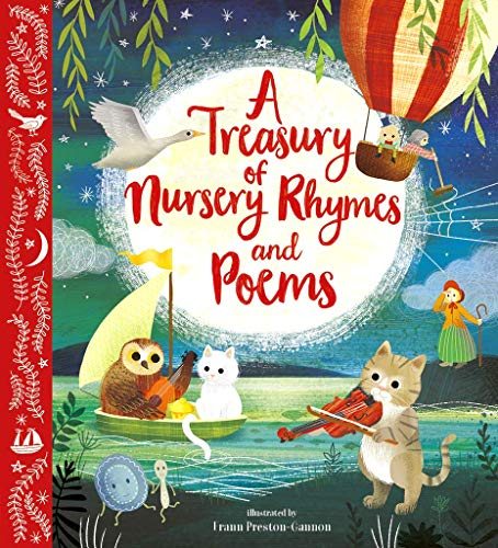 A Treasury of Nursery Rhymes and Poems: Illustrated Gift Edition (Nosy Crow...