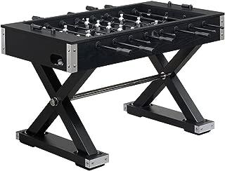 American Heritage Element Foosball Table in Black Finish