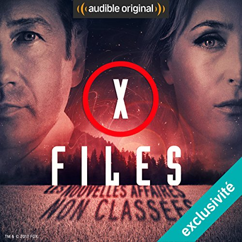 X-Files, première partie Titelbild
