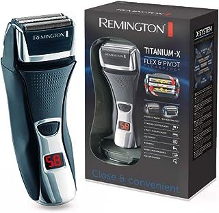 Remington Elektrisk rakapparat män F7800 (LED minutvisning, ström-/batteridrift), torr rakapparat, precisionstrimmer, tvät...