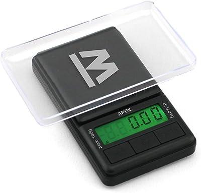 APEX Digital Mini Scale 100g x 0.01g Black