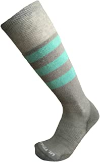 Ultimate Socks Womens Snowboard Ski Merino Wool Warm Socks