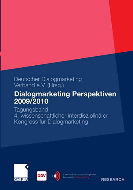 Dialogmarketing Perspektiven 2009/2010