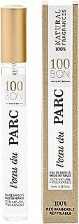 100BON L'Eau Du Parc – Fresh & Energetic Organic Fragrance for Women & Men – Sweet Citrus Fragrance with Bergamot, Lemon, ...