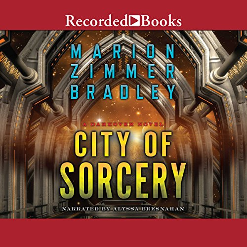 City of Sorcery audiobook cover art