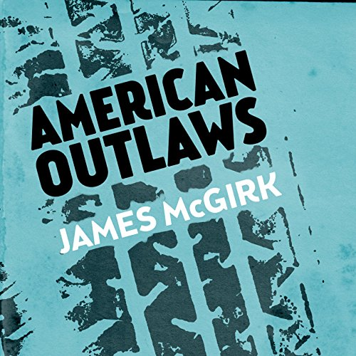 American Outlaws audiobook cover art